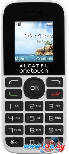 Мобильный телефон Alcatel One Touch 1016D White в Могилёве