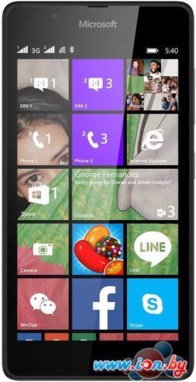 Смартфон Microsoft Lumia 540 Dual SIM Black в Могилёве