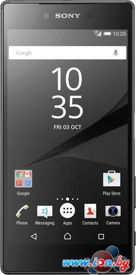 Смартфон Sony Xperia Z5 Premium Dual Black в Могилёве