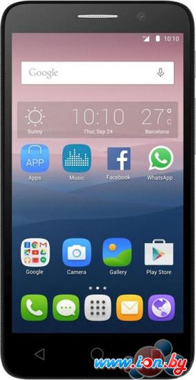 Смартфон Alcatel OneTouch PIXI 3 (5) Black Leather [5015D] в Могилёве