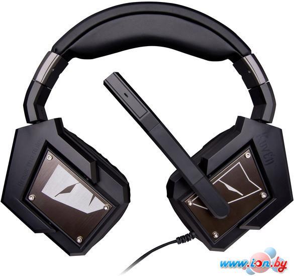 Наушники с микрофоном Tesoro Kuven 7.1 Black в Могилёве