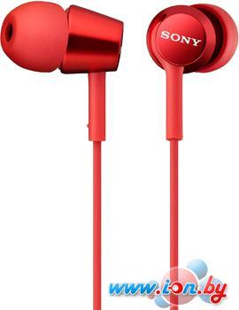 Наушники Sony MDR-EX150/R в Могилёве