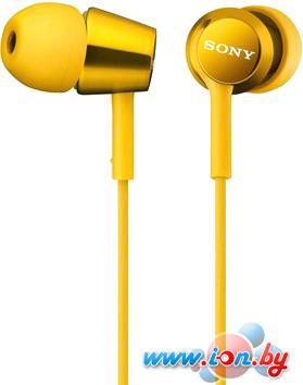 Наушники Sony MDR-EX150/Y в Могилёве