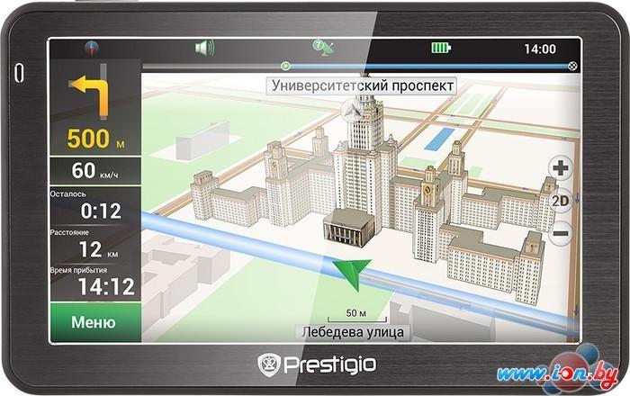 GPS навигатор Prestigio GeoVision 5058 Navitel в Могилёве