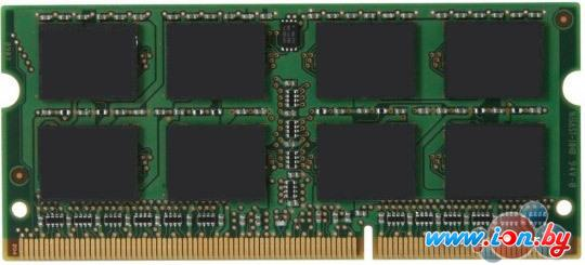 Оперативная память GOODRAM 8GB DDR3 SO-DIMM PC3-12800(GR1600S364L11/8G) в Могилёве