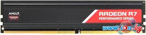 Оперативная память AMD Radeon R7 4GB DDR4 PC4-19200 (R744G2400U1S) в Могилёве