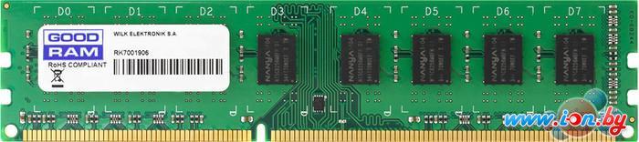 Оперативная память GOODRAM 4GB DDR3 PC3-10600 (GR1333D364L9S/4G) в Могилёве