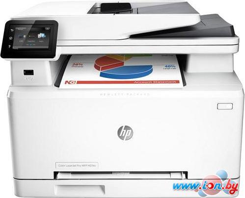 МФУ HP Color LaserJet Pro M274n [M6D61A] в Могилёве