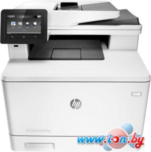МФУ HP LaserJet Pro MFP M477fdn [CF378A] в Могилёве