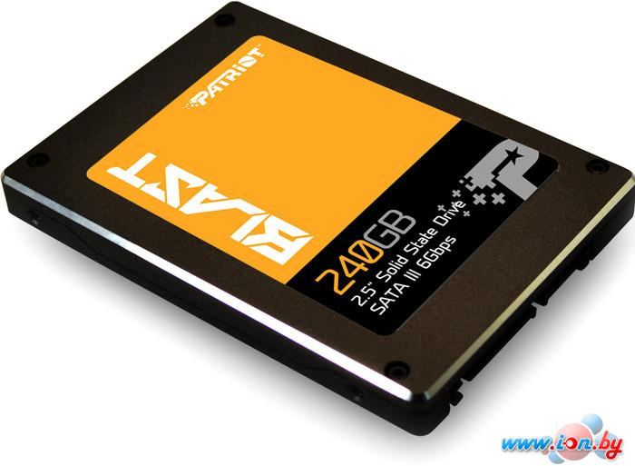 SSD Patriot Blast 240GB (PBT240GS25SSDR) в Могилёве