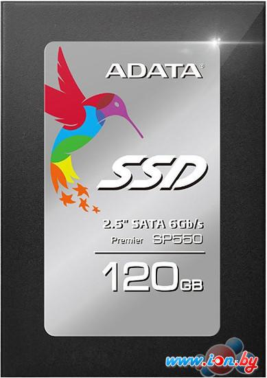 SSD A-Data Premier SP550 120GB (ASP550SS3-120GM-C) в Могилёве