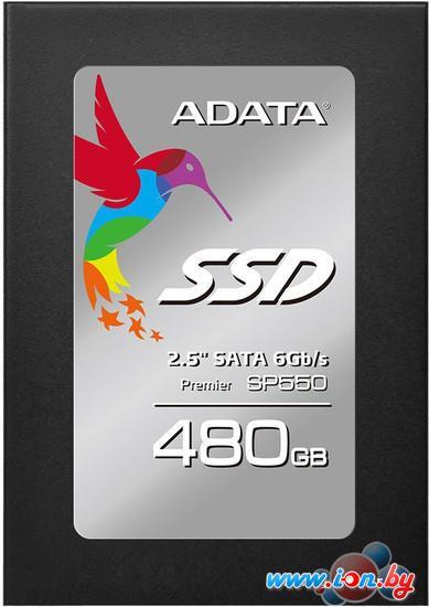 SSD A-Data Premier SP550 480GB (ASP550SS3-480GM-C) в Могилёве
