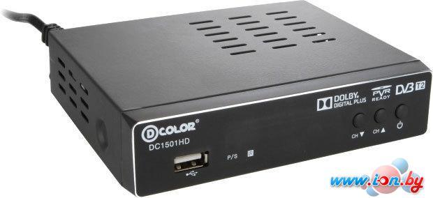 Приемник цифрового ТВ D-Color DC1501HD в Могилёве