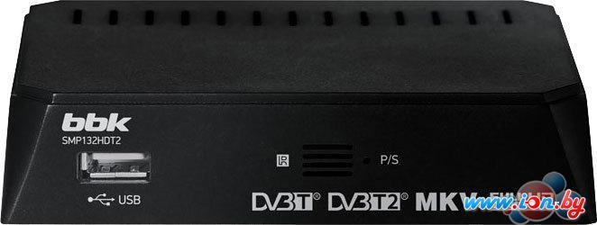 Приемник цифрового ТВ BBK SMP132HDT2 Black в Могилёве
