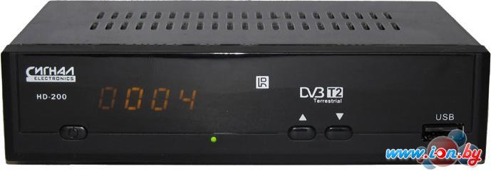 Приемник цифрового ТВ Сигнал HD-200 в Могилёве