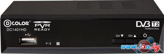 Приемник цифрового ТВ D-Color DC1401HD в Могилёве