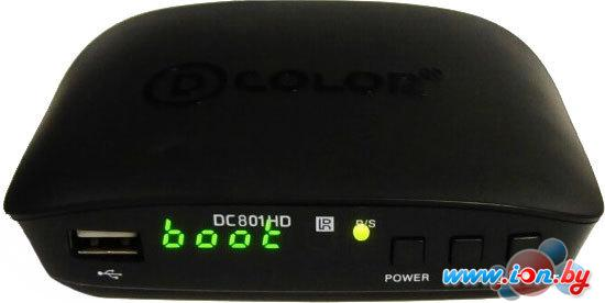Приемник цифрового ТВ D-Color DC801HD в Могилёве