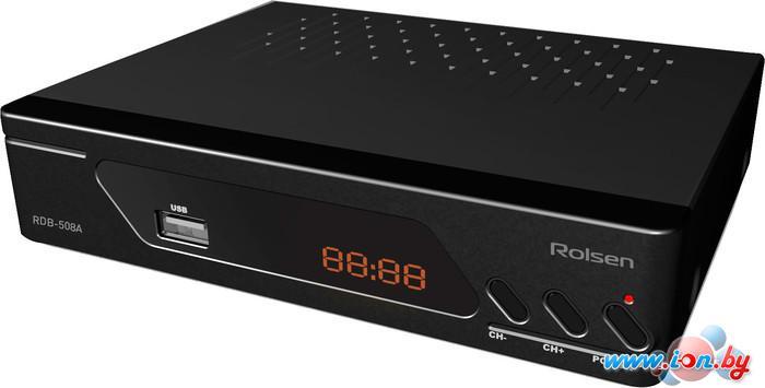 Приемник цифрового ТВ Rolsen RDB-508A в Могилёве