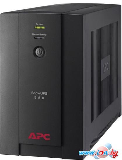 Источник бесперебойного питания APC Back-UPS 950VA, 230V, AVR, IEC Sockets (BX950UI) в Могилёве