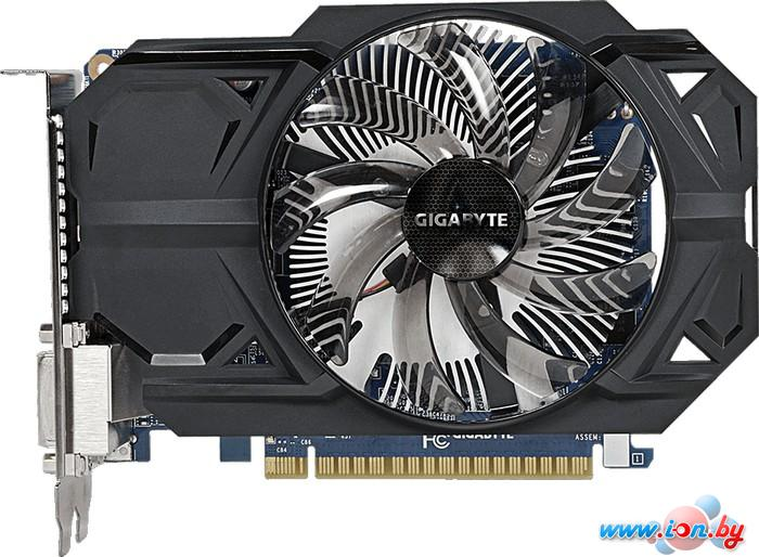 Видеокарта Gigabyte GeForce GTX 750 Ti 1GB GDDR5 [GV-N75TOC-1GI] в Могилёве