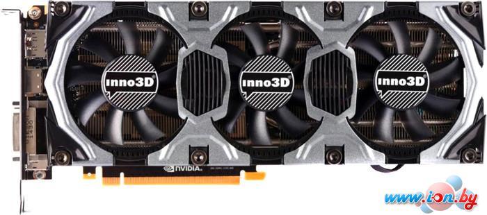 Видеокарта Inno3D GeForce GTX 980 4GB GDDR5 (N98V-1SDN-M5DNX) в Могилёве