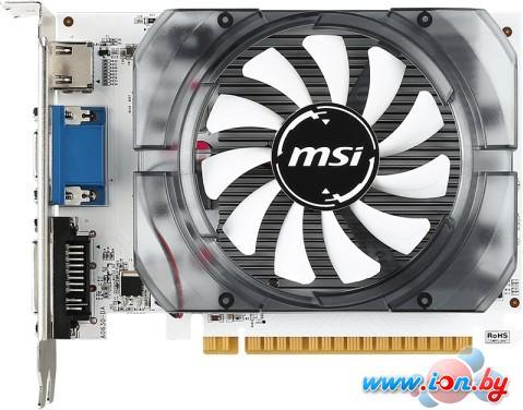 Видеокарта MSI GeForce GT 730 2GB GDDR5 [N730K-2GD5/OCV1] в Могилёве