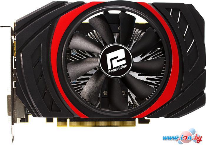 Видеокарта PowerColor Radeon R7 360 2GB GDDR5 (AXR7 360 2GBD5-DHE/OC) в Могилёве