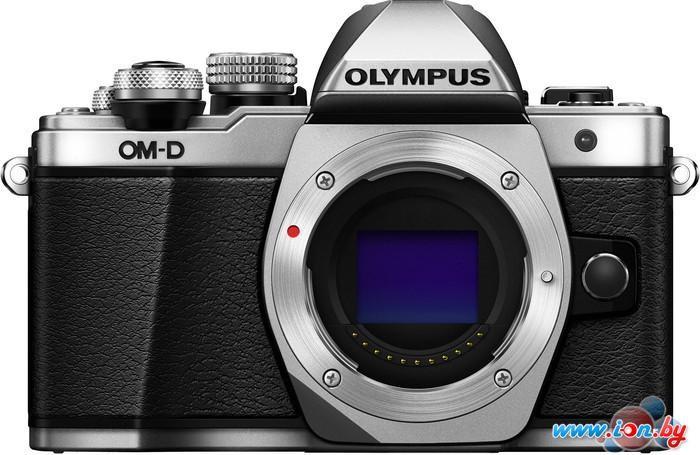 Фотоаппарат Olympus OM-D E-M10 Mark II Body Silver в Могилёве