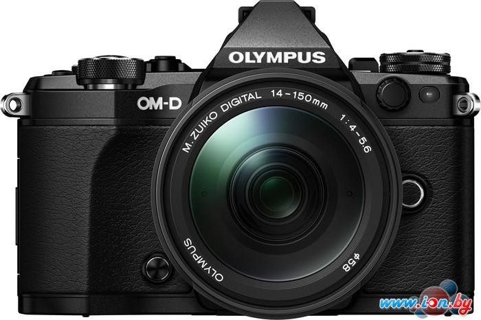 Фотоаппарат Olympus OM-D E-M5 Mark II Kit 14-150mm II в Могилёве