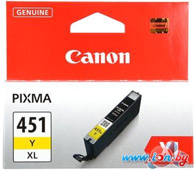Картридж для принтера Canon CLI-451Y XL в Могилёве
