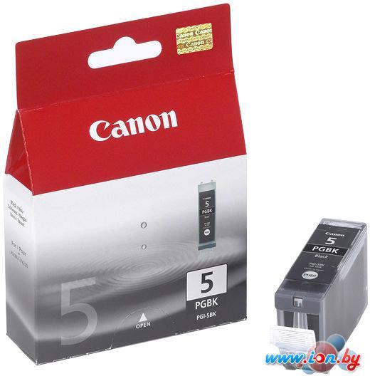 Картридж для принтера Canon PGI-5BK Black (del) в Могилёве