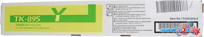 Картридж для принтера Kyocera TK-895Y в Могилёве