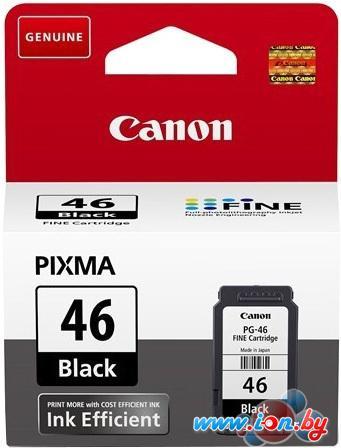 Картридж для принтера Canon PG-46BK в Могилёве