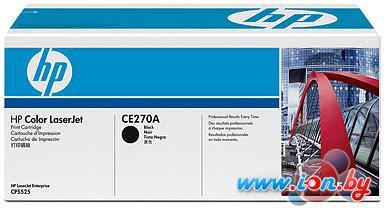 Картридж для принтера HP 650A (CE270A) в Могилёве