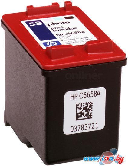 Картридж для принтера HP 58 (C6658A) в Могилёве