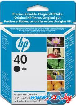Картридж для принтера HP 40 (51640AE) в Могилёве