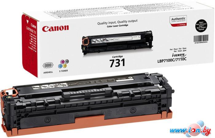 Картридж для принтера Canon 731 Bk в Могилёве