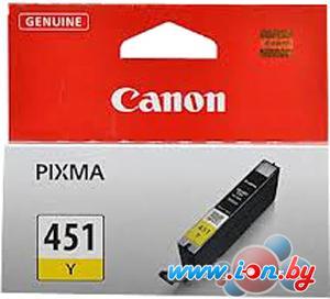 Картридж для принтера Canon CLI-451Y в Могилёве