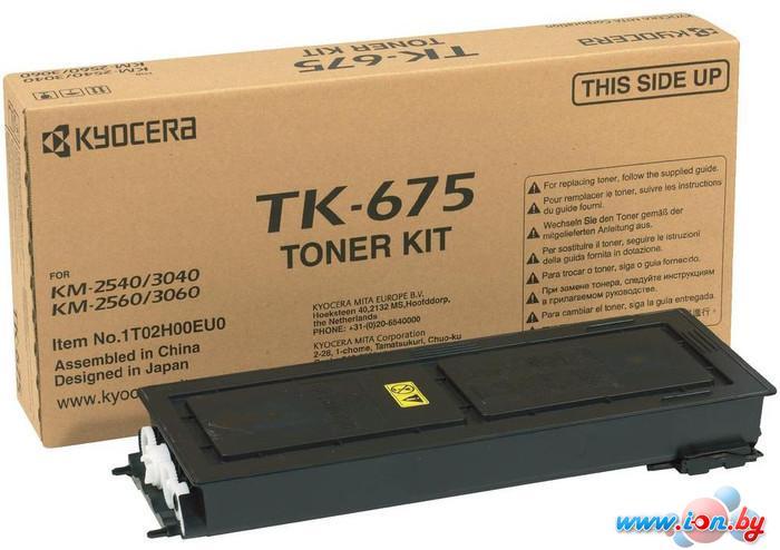 Картридж для принтера Kyocera TK-675 в Могилёве