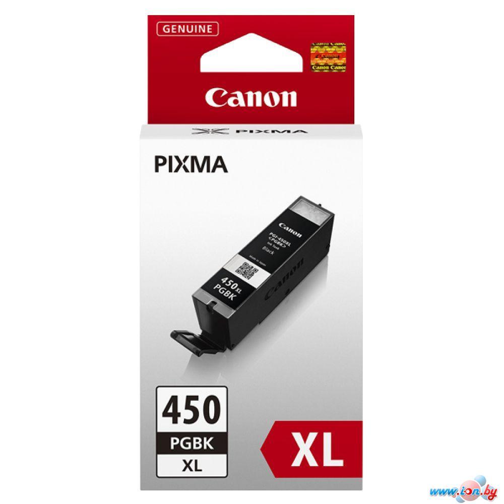 Картридж для принтера Canon PGI-450PGBK XL в Могилёве
