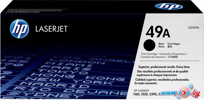 Картридж для принтера HP 49A (Q5949A) в Могилёве