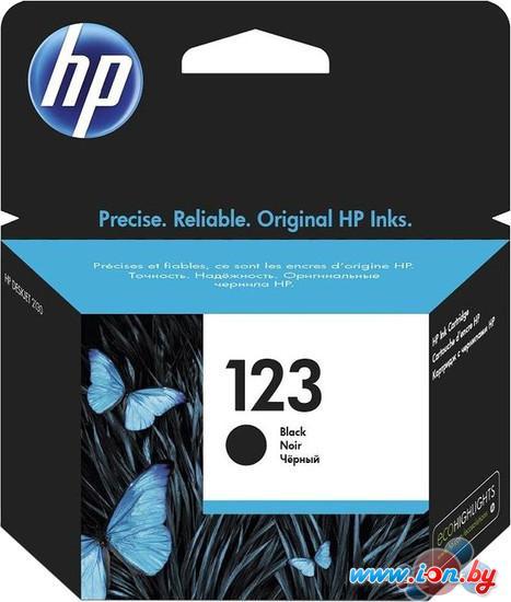 Картридж для принтера HP 123 [F6V17AE] в Могилёве