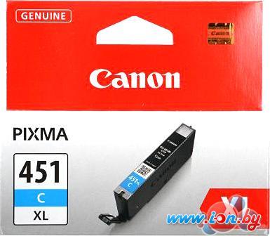 Картридж для принтера Canon CLI-451C XL в Могилёве