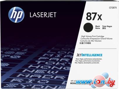 Картридж для принтера HP 87X [CF287X] в Могилёве