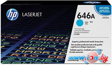 Картридж для принтера HP LaserJet 646A (CF031A) в Могилёве
