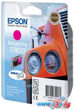 Картридж для принтера Epson C13T06334A10 в Могилёве