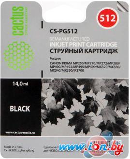 Картридж для принтера CACTUS CS-PG512 в Могилёве