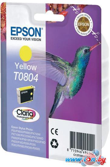 Картридж для принтера Epson C13T08044011 в Могилёве