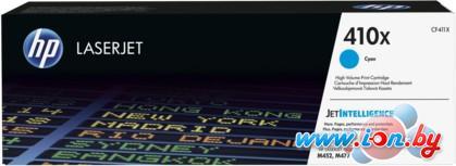 Картридж для принтера HP 410X [CF411X] в Могилёве