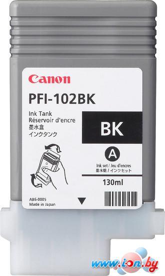 Картридж для принтера Canon PFI-102BK (0895B001AA) в Могилёве